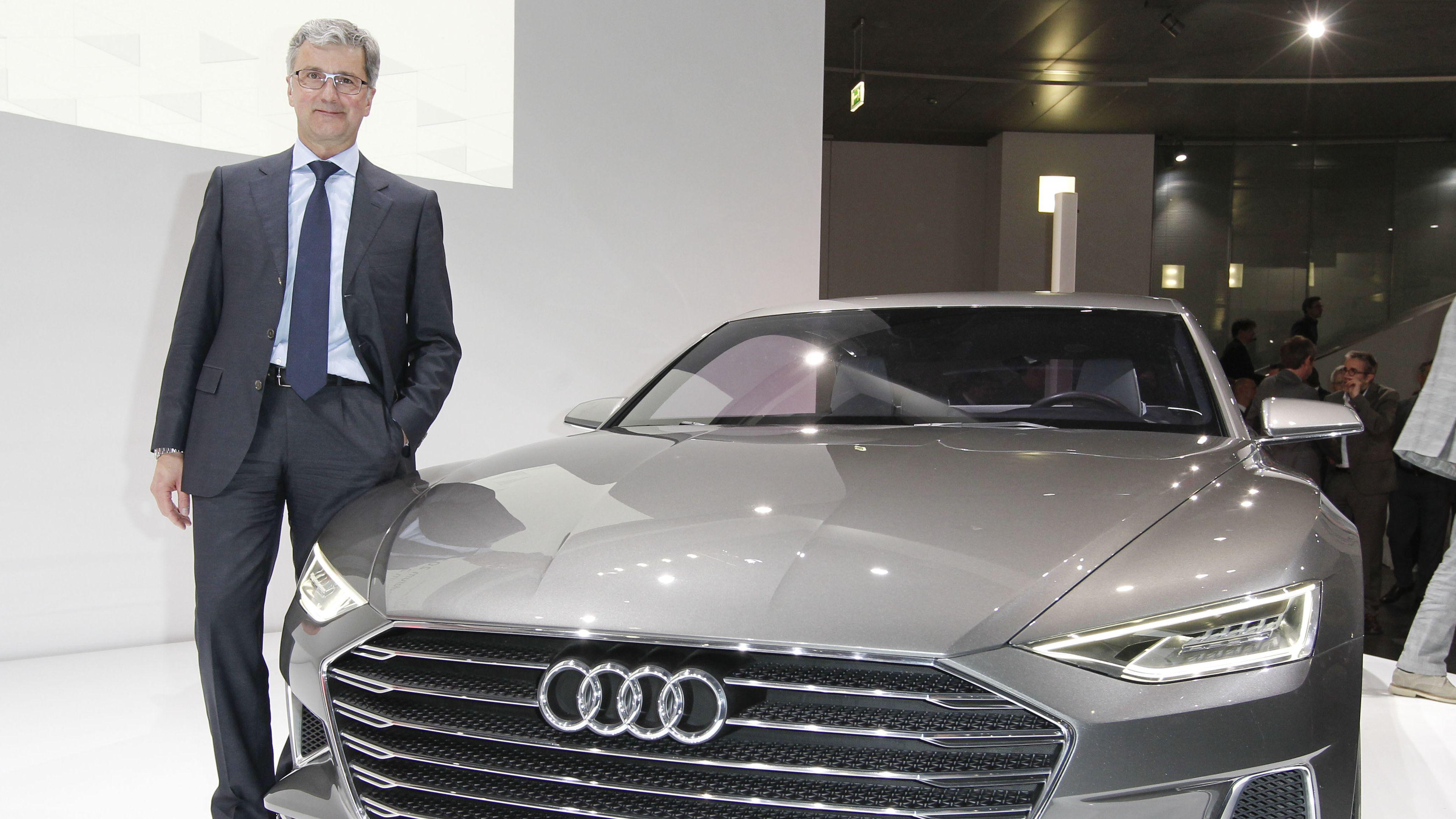Ex- Audi-Chef- Stadler auf der BilanzPK 2015