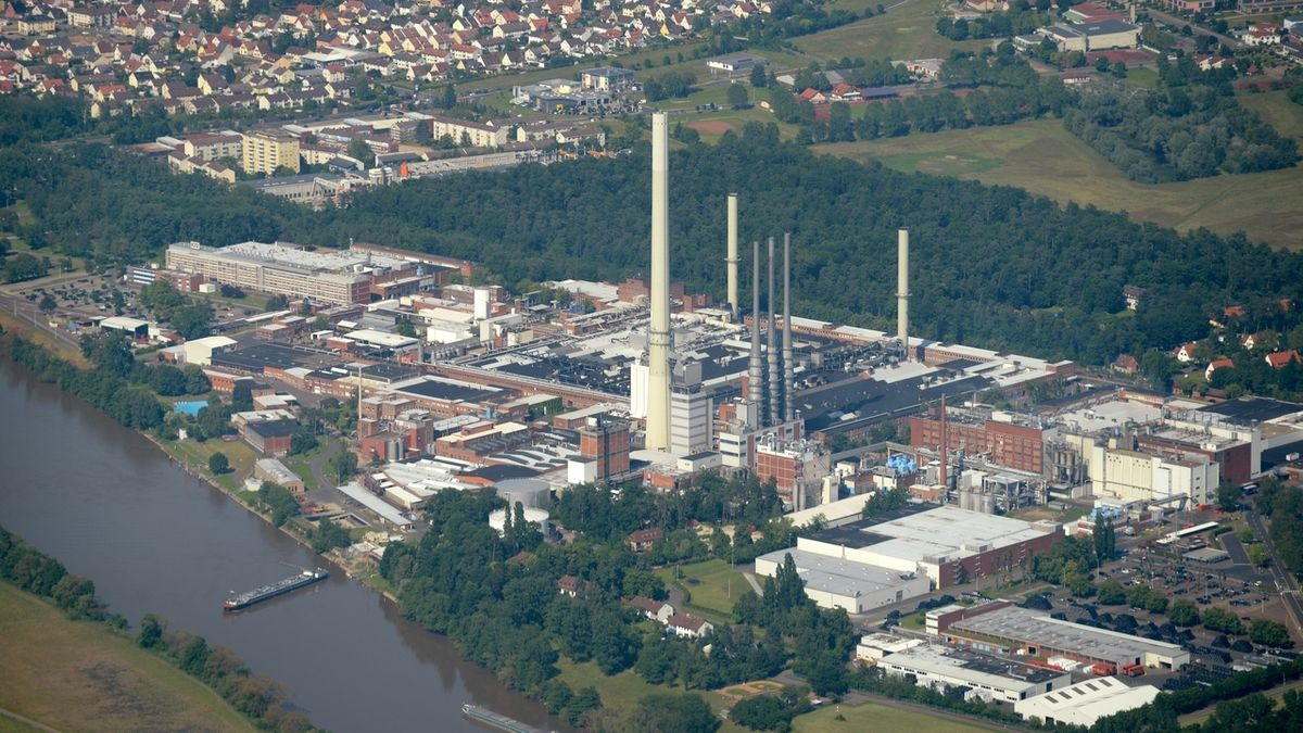 Industrie Center in Obernburg am Main
