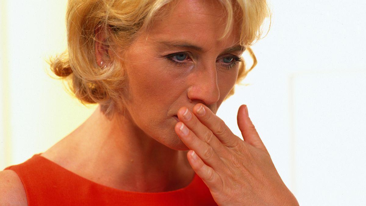 Symbolbild Mundgeruch