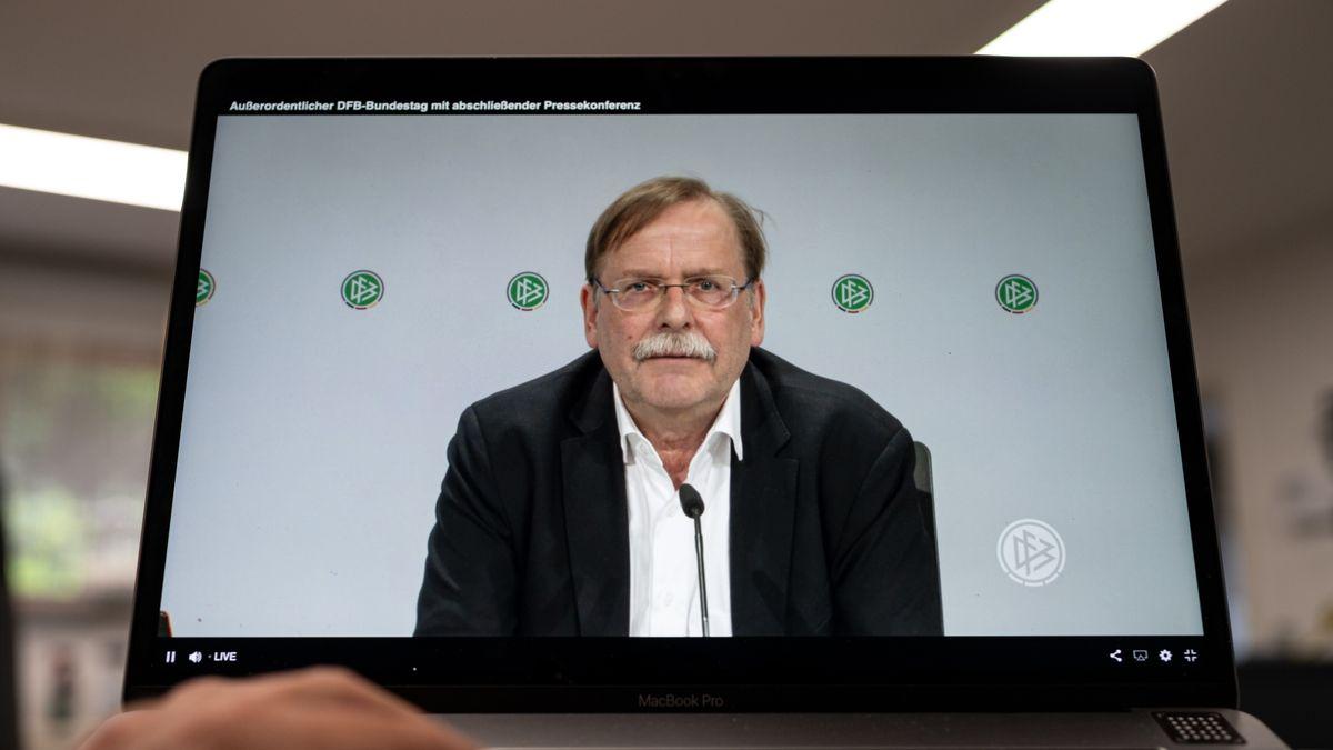 DFB-Vizepräsident Rainer Koch