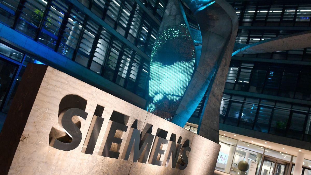 Siemens Konzernzentrale in München