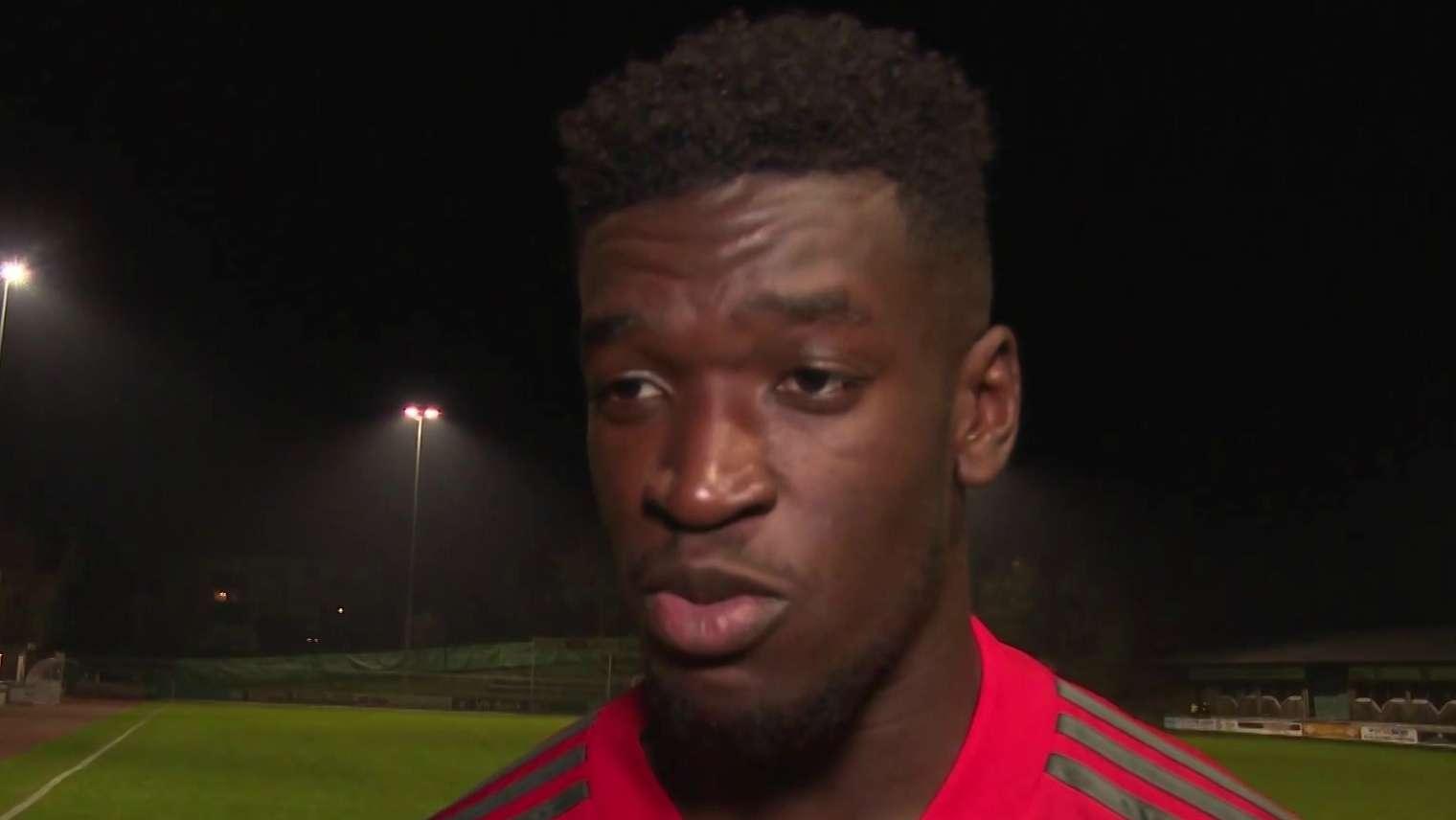 Kwasi Okyere Wriedt vom FC Bayern II