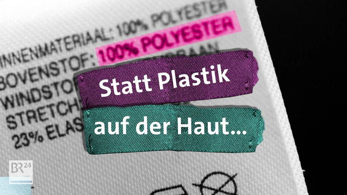 Grafik Plastik-Stoff