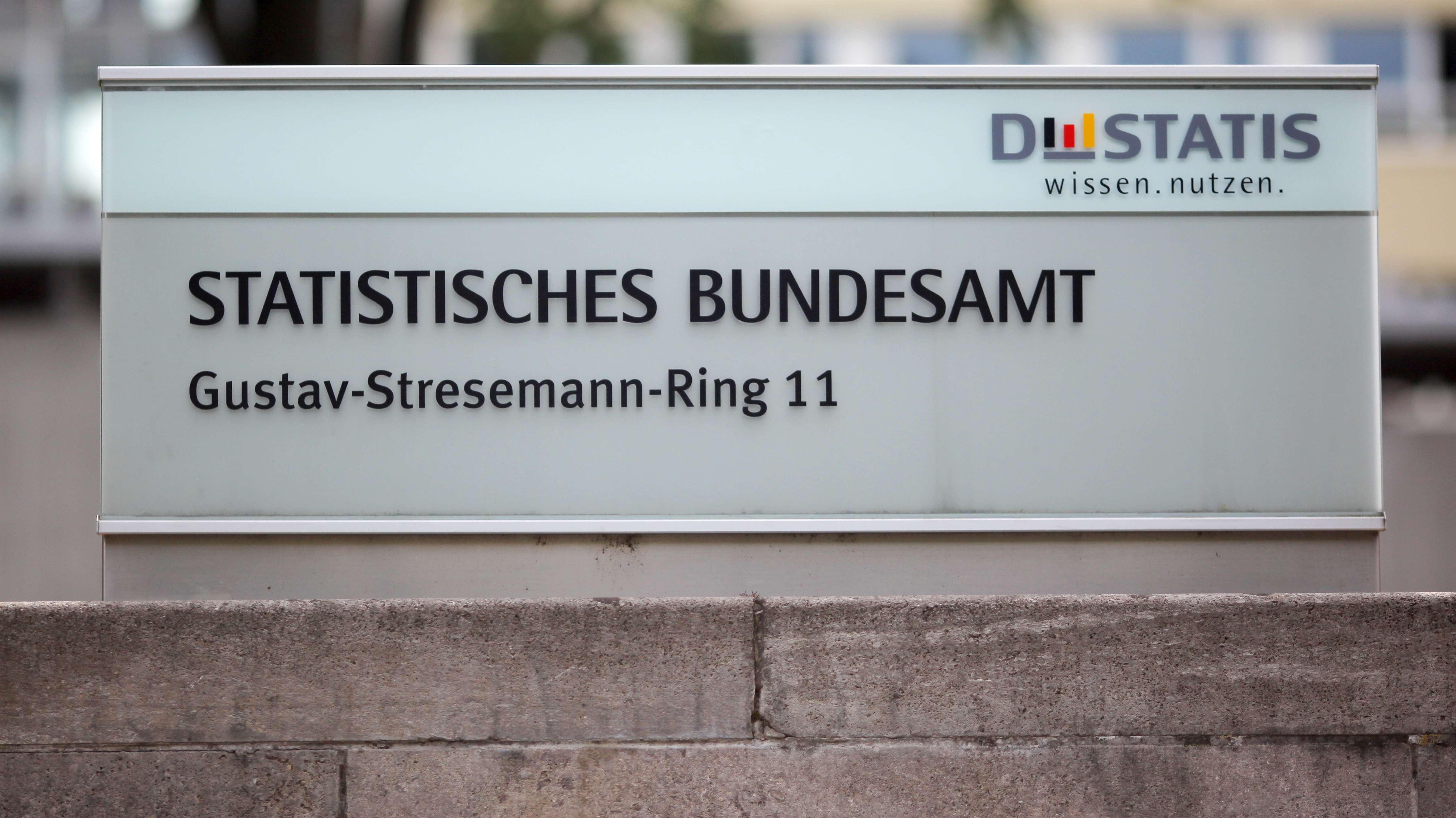 Hauptsitz des Statistischen Bundesamtes in Wiesbaden