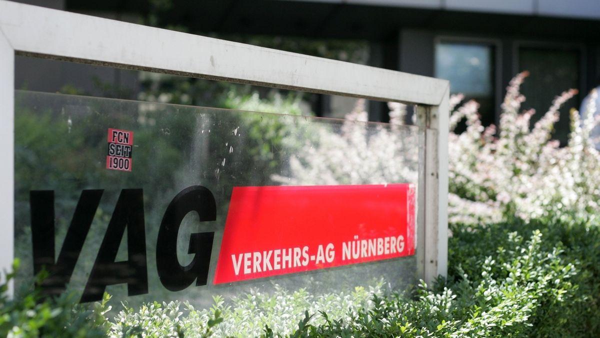 VAG-Schild in Nürnberg