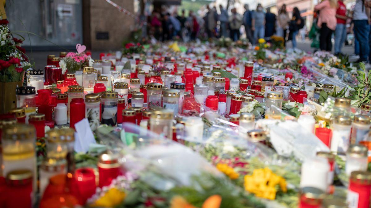 Der Attentäter tötete in der Fußgängerzone drei Frauen