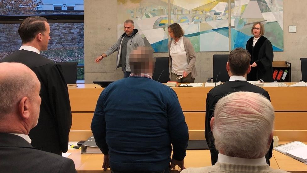 Berufung im Streuwagen-Prozess am Landgericht Würzburg