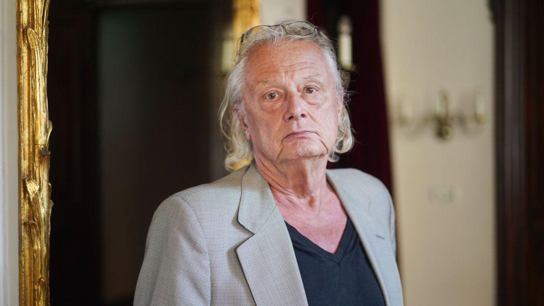 Ein Porträt des Theaterregisseurs Frank Castorf