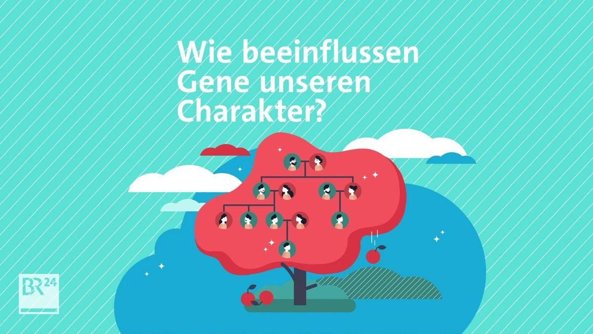 Wie beeinflussen Gene unseren Charakter?