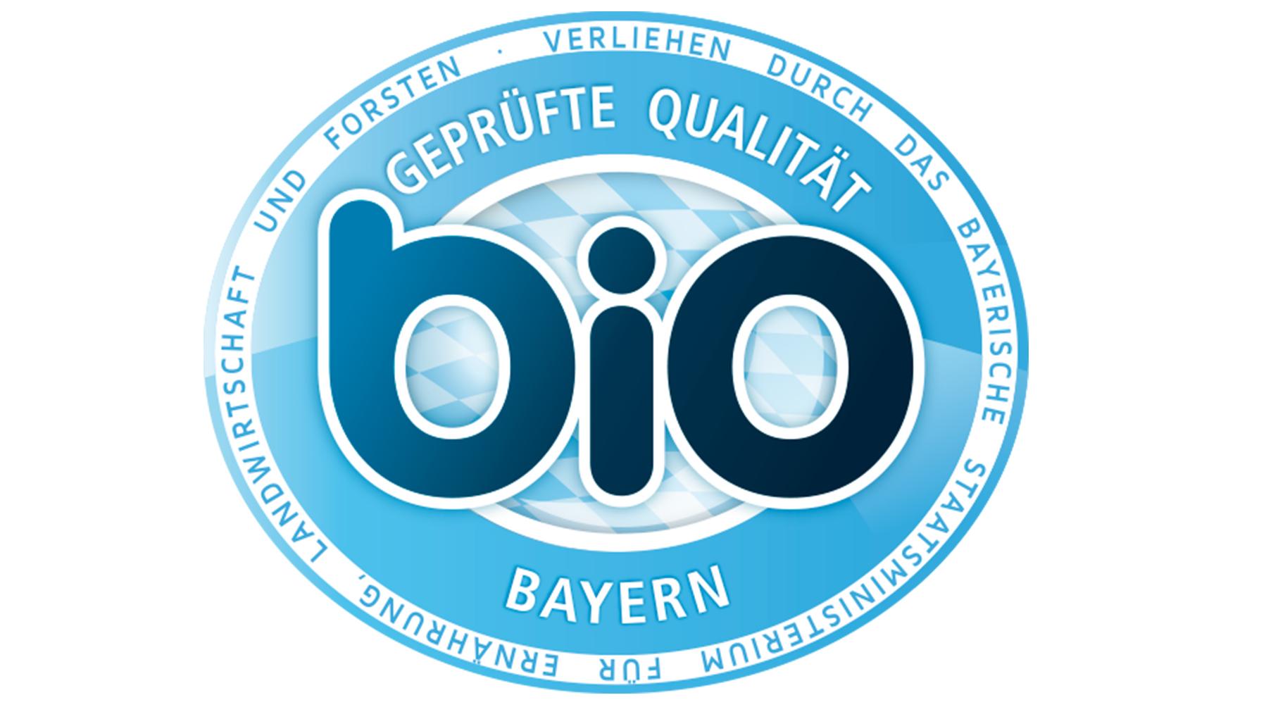 """Das """"Bayerische Bio-Siegel"""""""