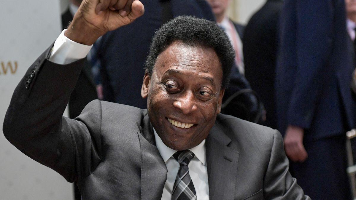 Bei der WM 2014 in Brasilien war er Sonderbotschafterin