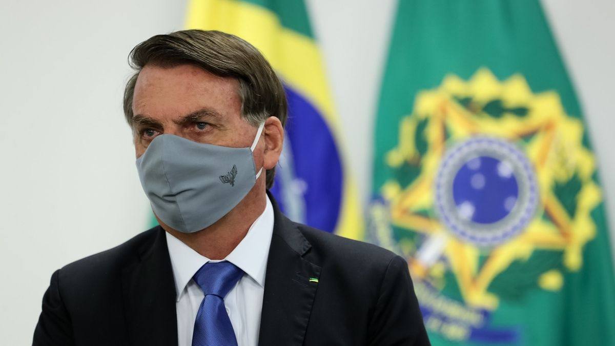 Coronavirus - Brasilien