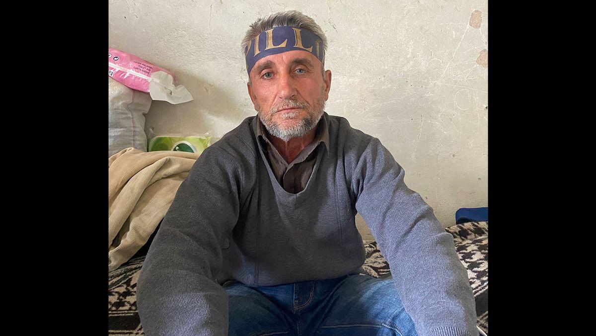 """Ilir Çullhaj stammt aus einer Familie politisch Verfolgter. Für Angehörige galt """"Sippenhaft."""" Der 52-jährige galt schon als Kind als """"Volksfeind"""""""