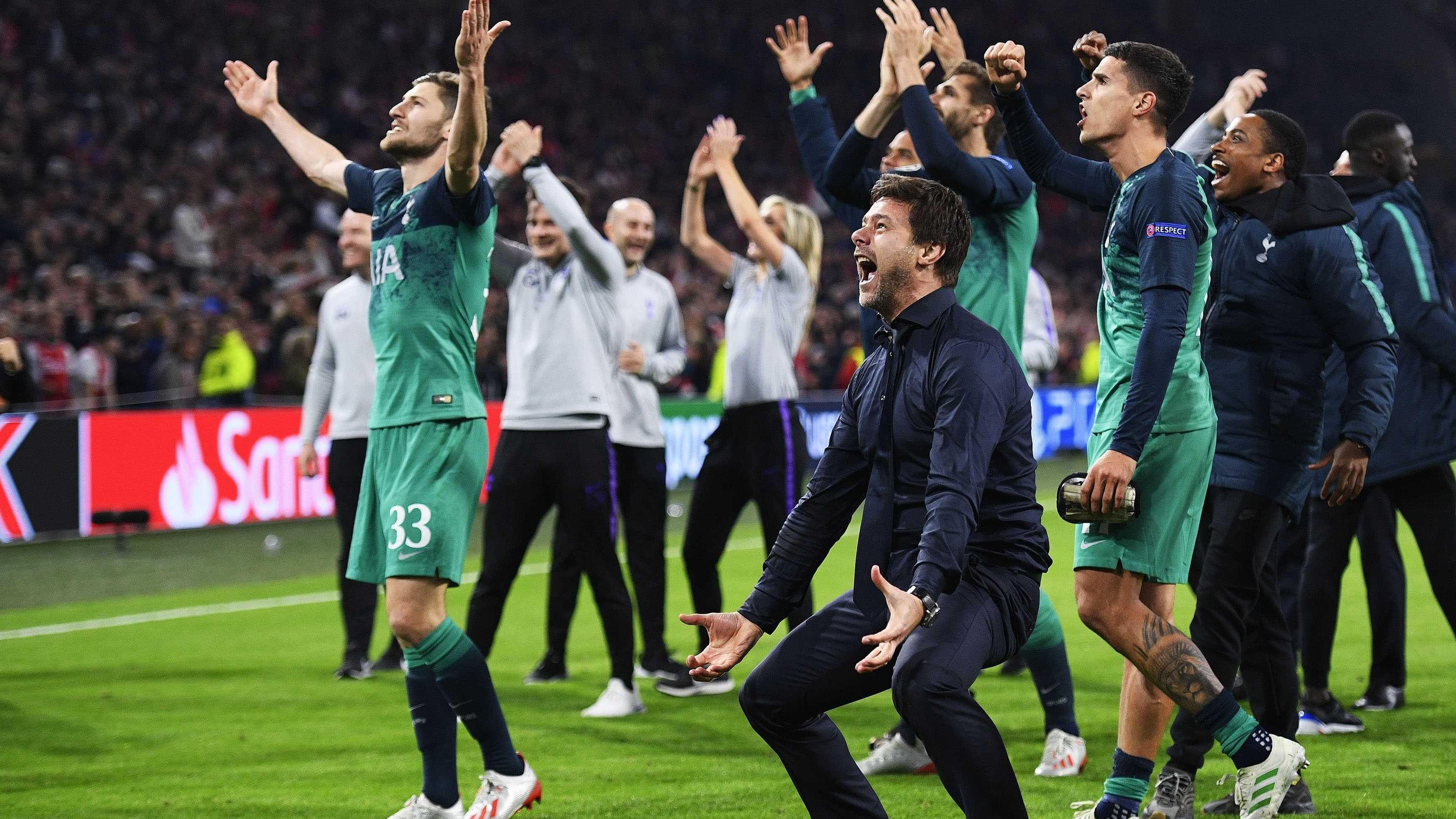 Tottenham Hotspur erreicht überraschend das Finale der Fußball Champions League