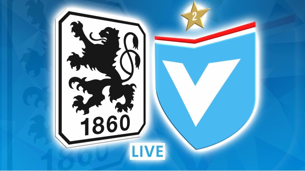 TSV 1860 München - Viktoria 1889 Berlin