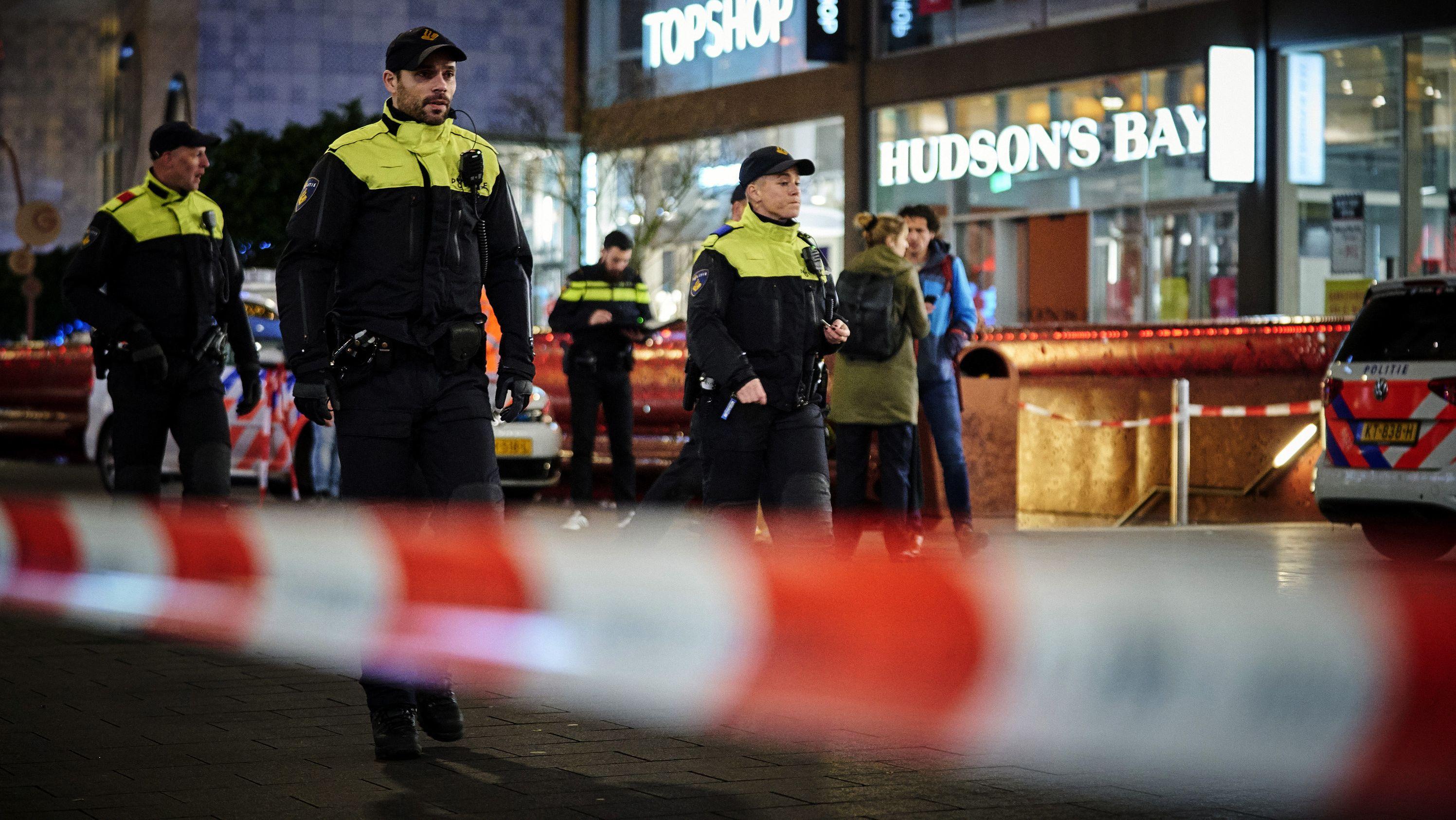 Verletzte bei Messerangriff in Den Haag
