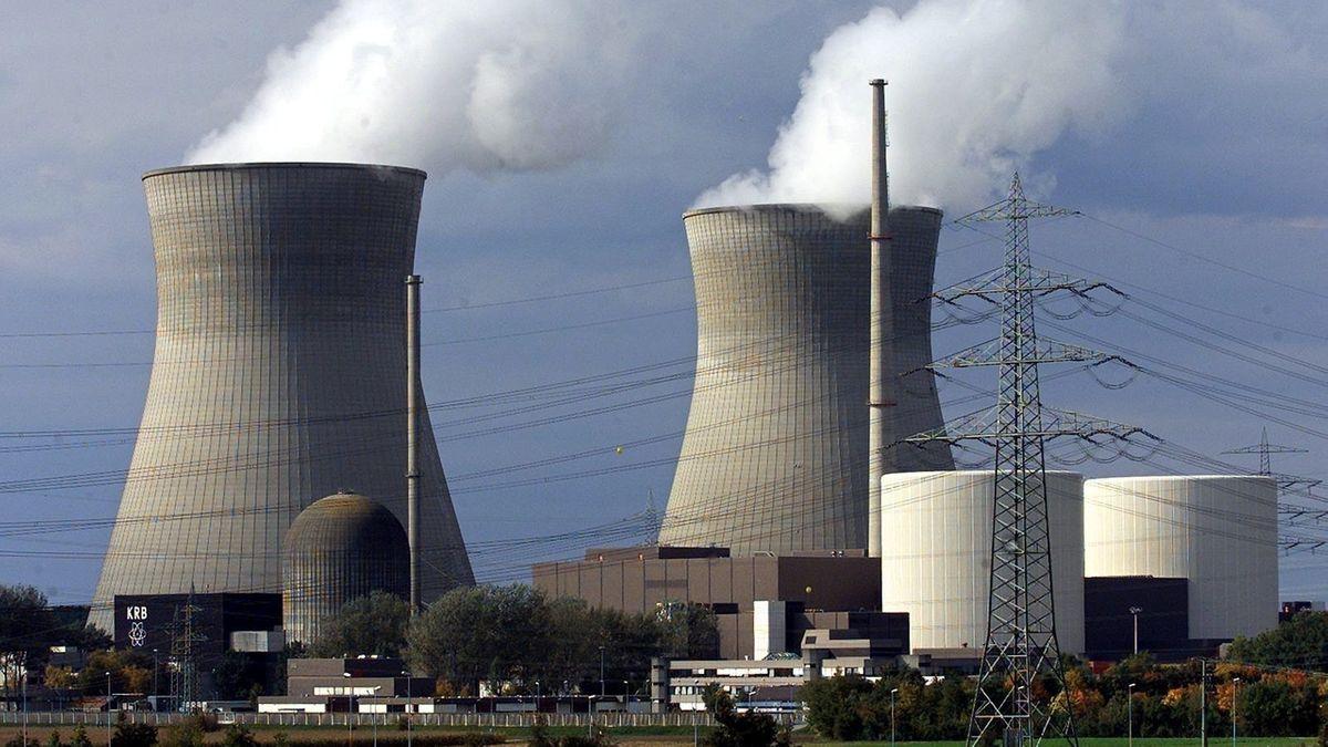 Das Atomkraftwerk Gundremmingen