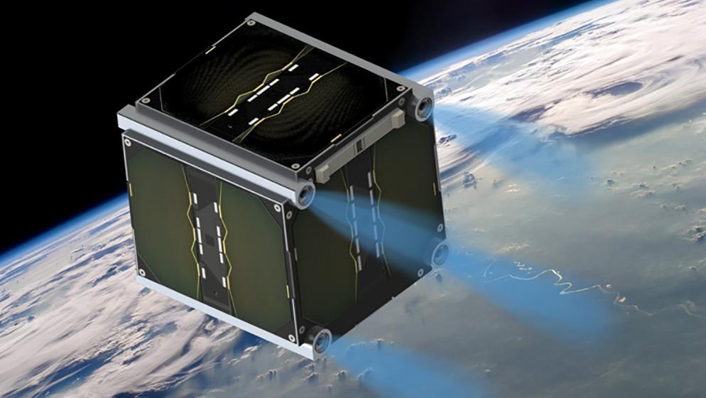 "Pico-Satellit ""Uwe 4"""