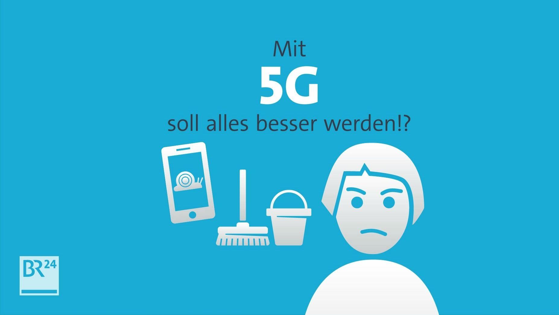 5G soll das Netz schneller machen. In welchen Situationen bringt uns das etwas im Alltag?