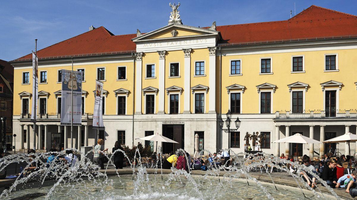 Theater Regensburg am Bismarckplatz