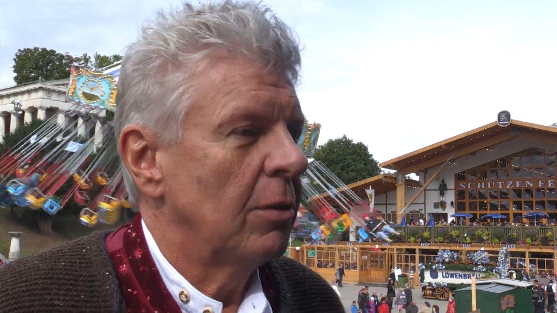 Münchens Oberbürgermeister Dieter Reiter (SPD)