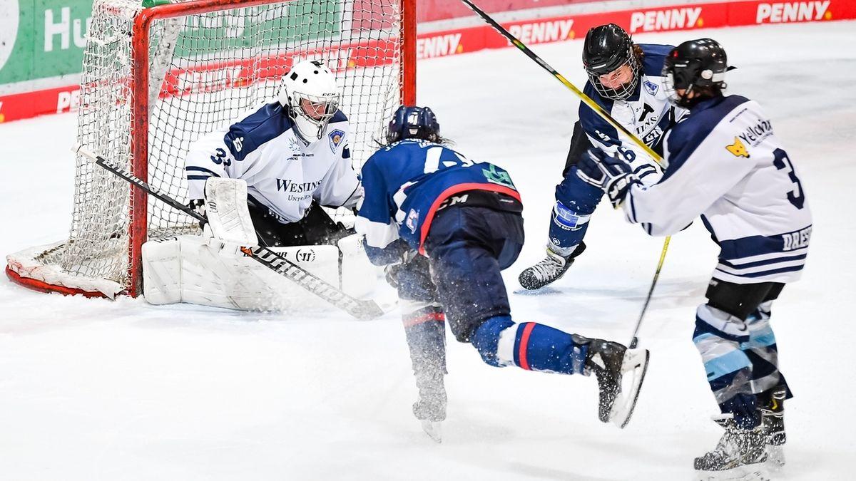 Jugend-Eishockey