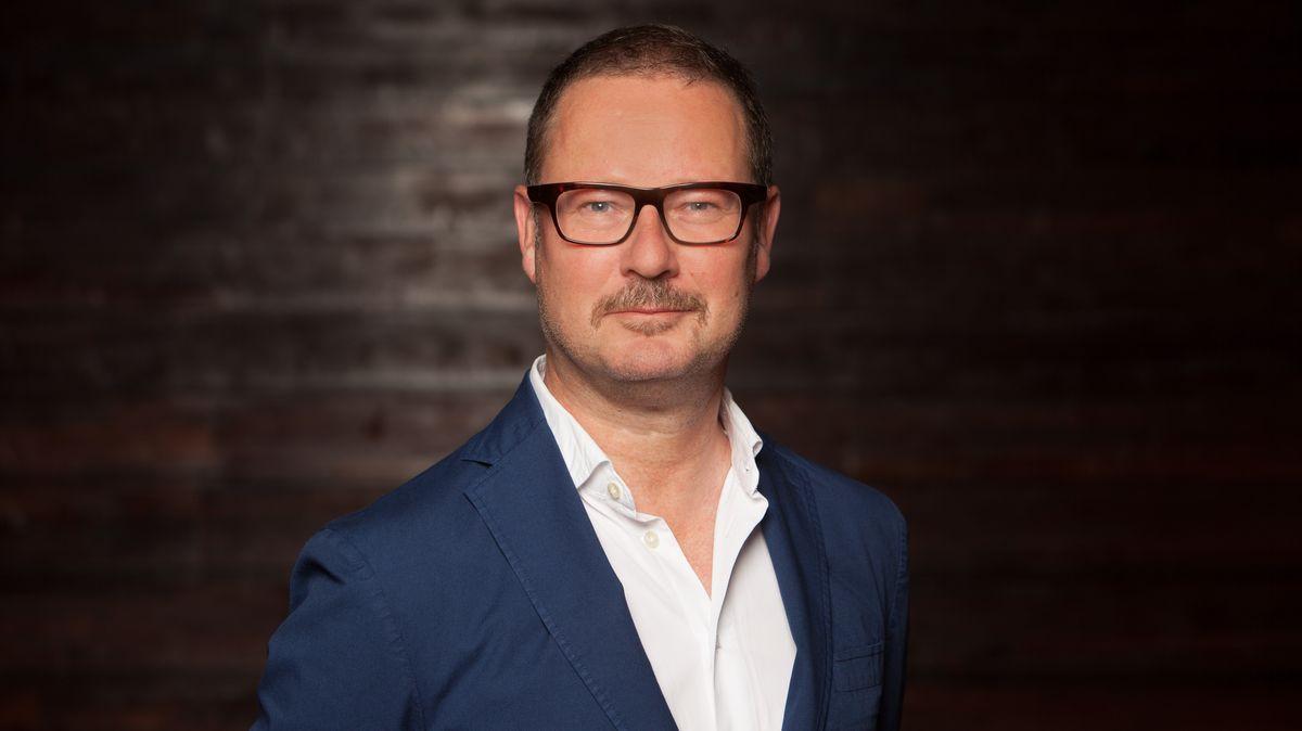 Porträt Andreas Beck, Intendant am Residenztheater München