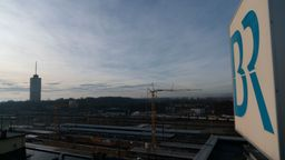BR Schwaben: Im BR-Studio Augsburg direkt am Hauptbahnhof.   Bild:BR