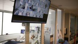 Symbolbild einer Intensivstation mit Corona-Patienten | Bild:picture alliance / AA | Juancho Torres