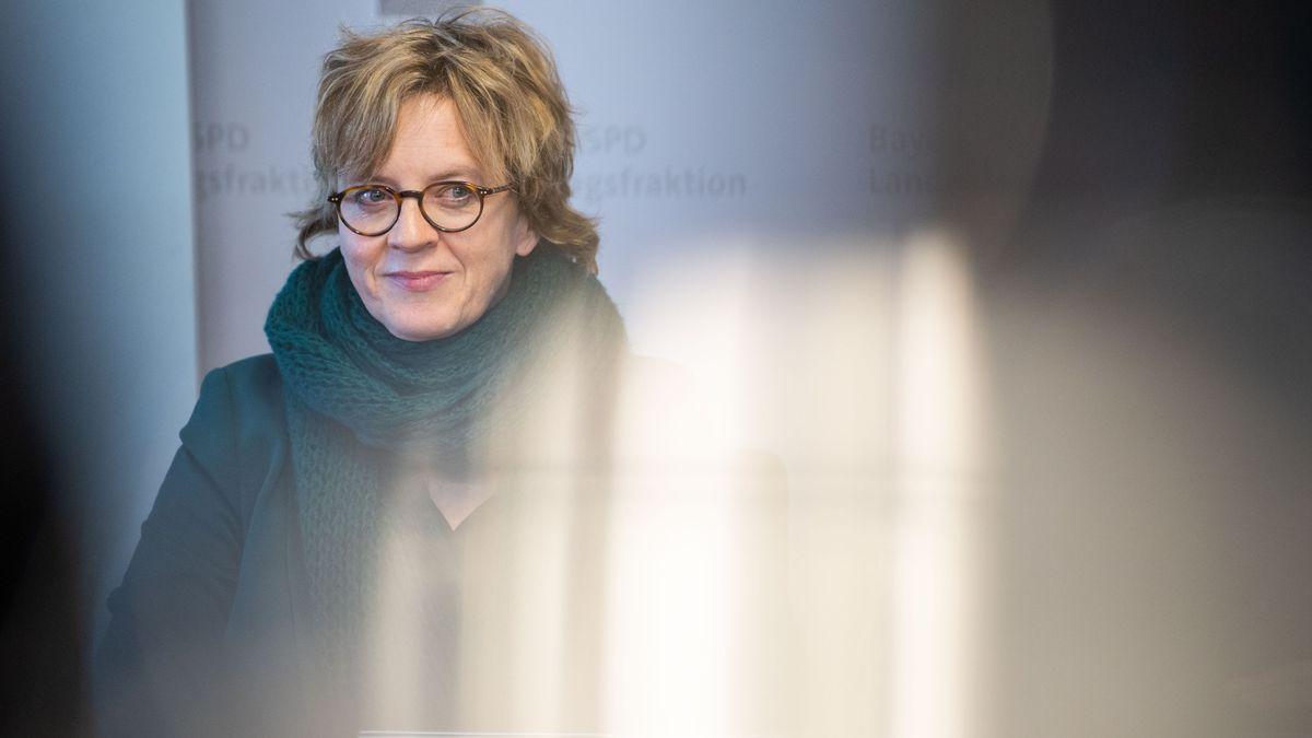 Wird Stand jetzt auch nach dem Parteitag im April bayerische SPD-Chefin sein: Natascha Kohnen.