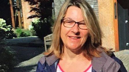 Die vermisste Susanne Tillmann auf einem Privatfoto