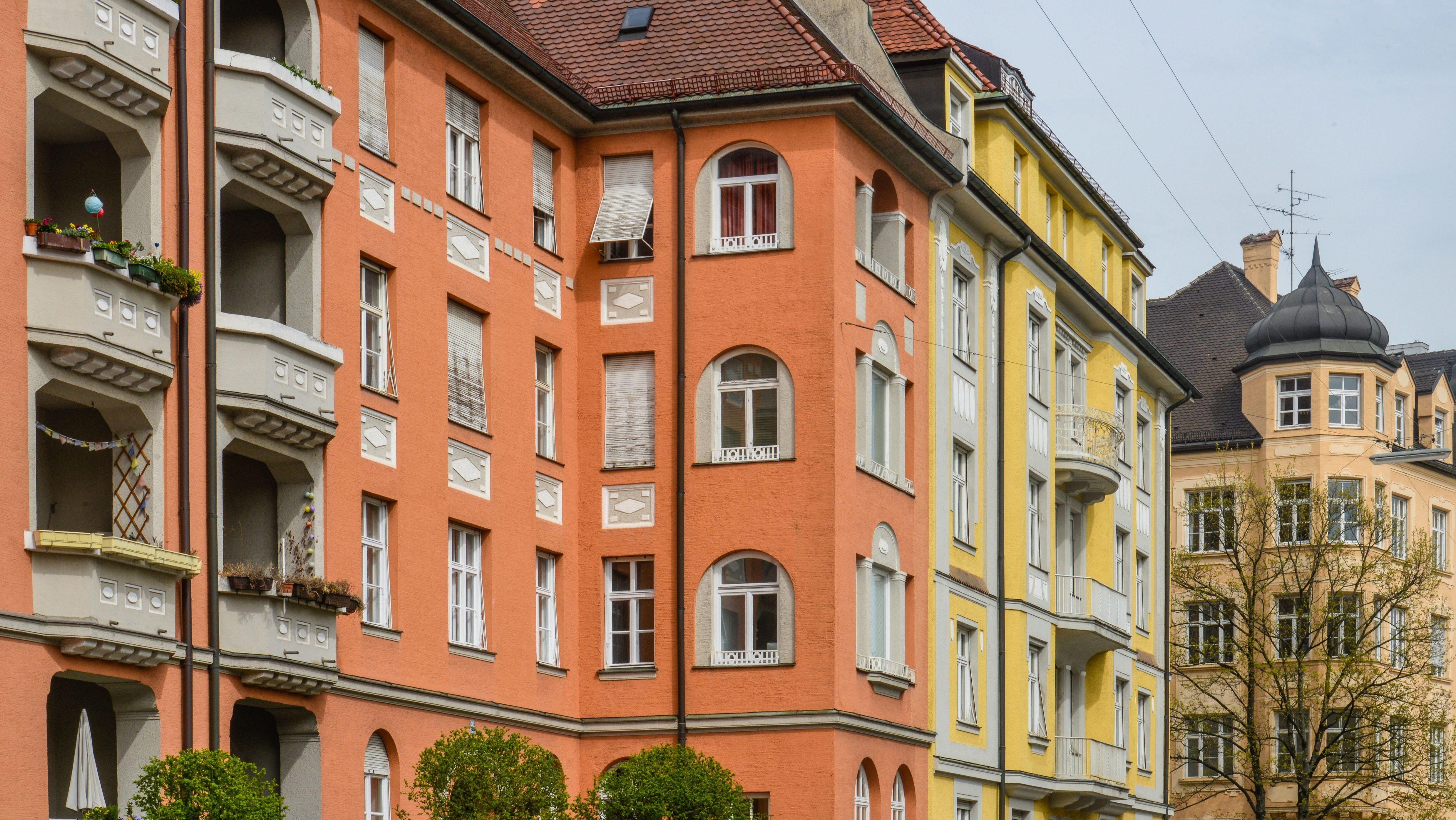 Symbolbild: Mietwohnungen in München