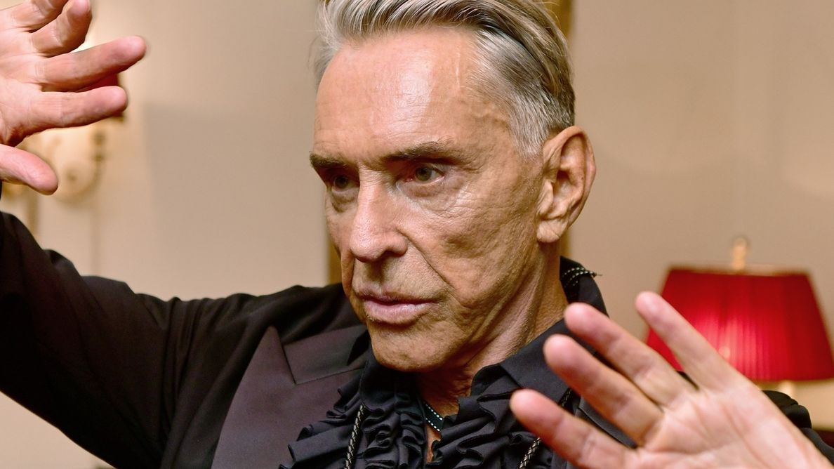 Wolfgang Joop, Modedesigner