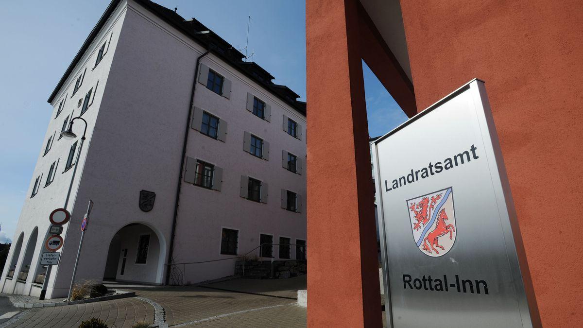 Das Landratsamt Rottal-Inn