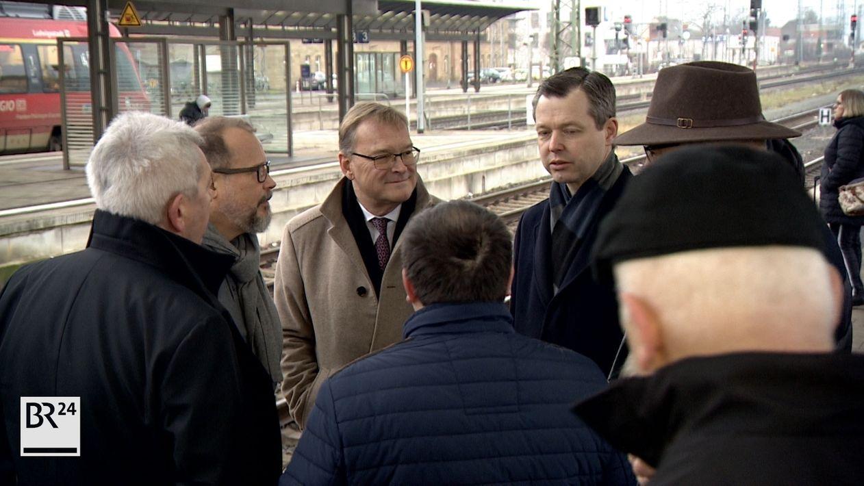 Bambergs OB auf dem Weg nach Berlin