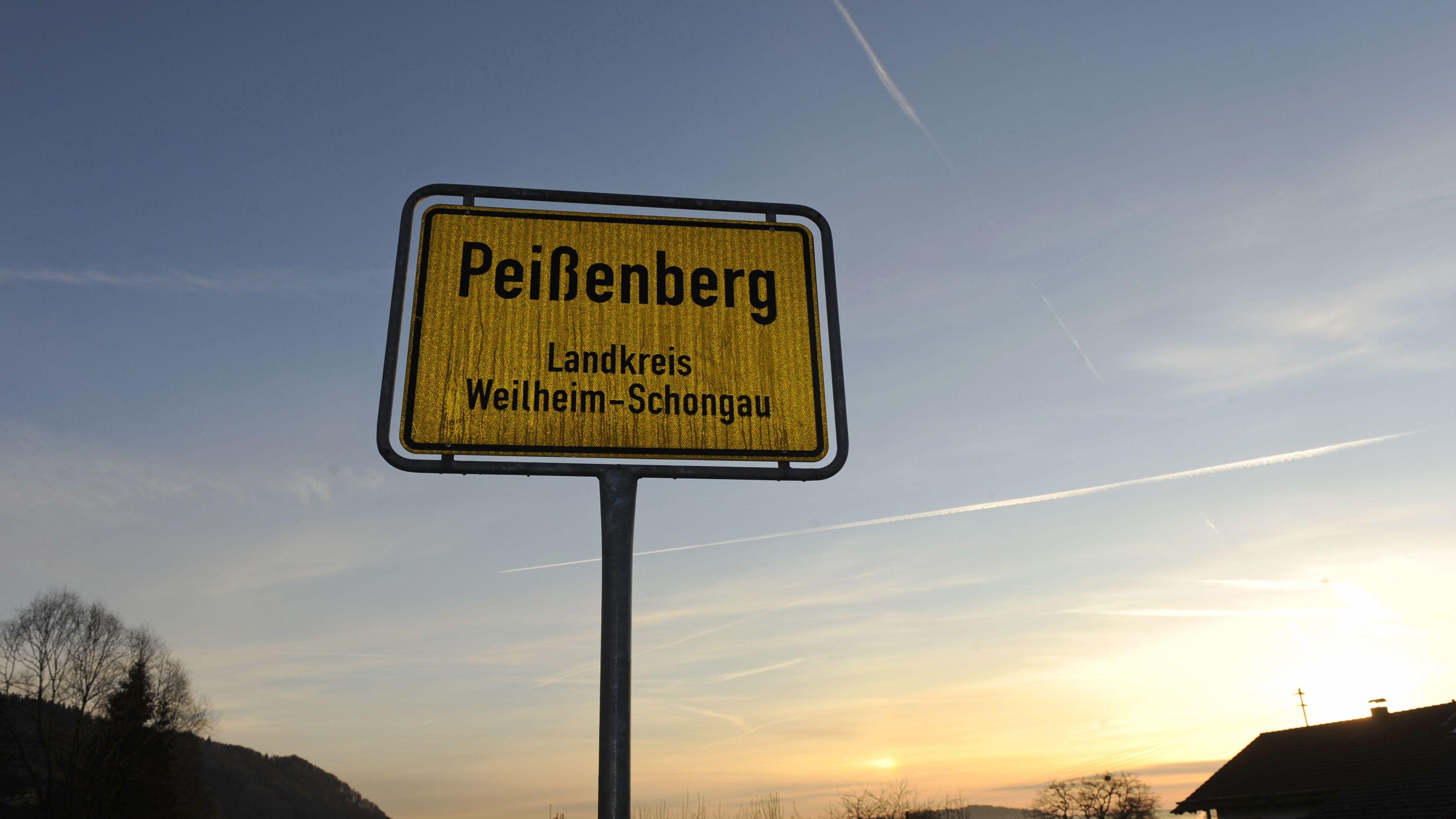 Peißenberg in Oberbayern