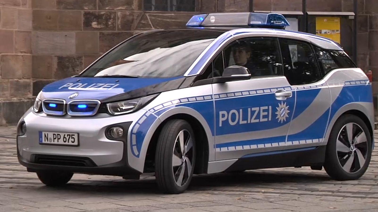 E-Auto fällt bei Nürnberger Polizei als Streifenwagen durch