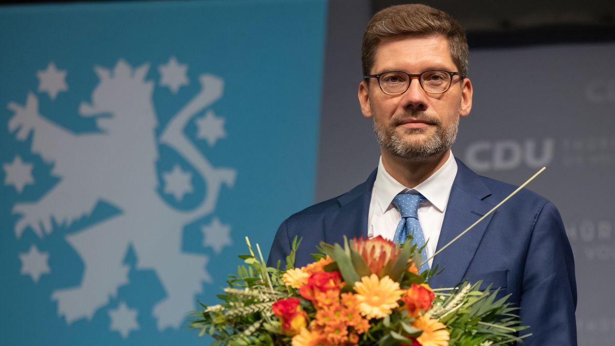 Zum neuen CDU-Chef Thüringen gewählt: Christian Hirte