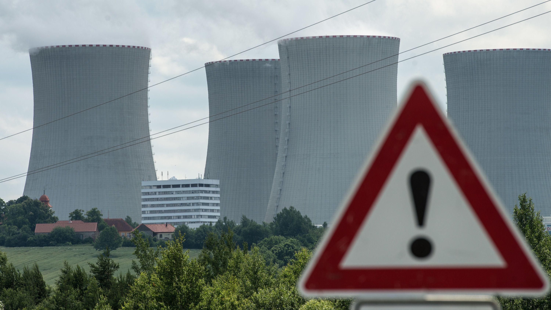 Tschechien: Erneut Probleme im Atomkraftwerk Temelin