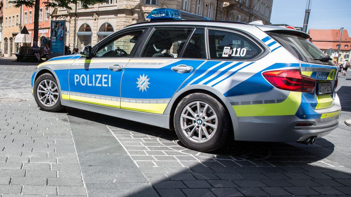 Symbolbild Polizei in Bayern