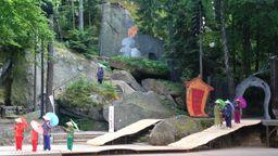 Luisenburg Festspiele Wunsiedel | Bild:BR/Claudia Stern