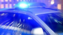 Symbolbild Polizei   Bild:dpa-Bildfunk/Carsten Rehder
