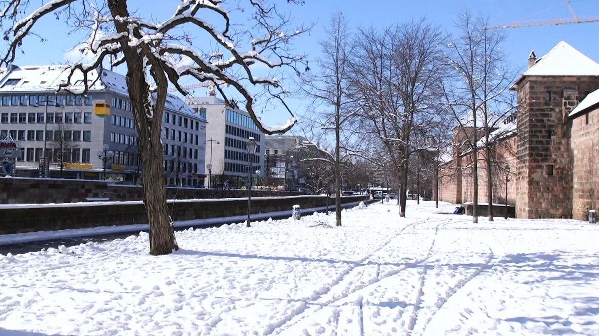 Geburt in Nürnberger Stadtgraben