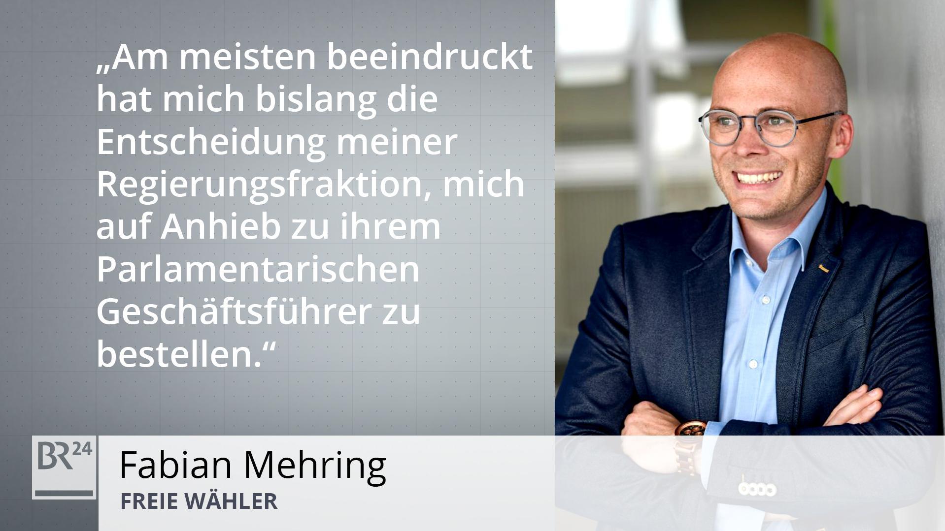Portrait Fabian Mehring