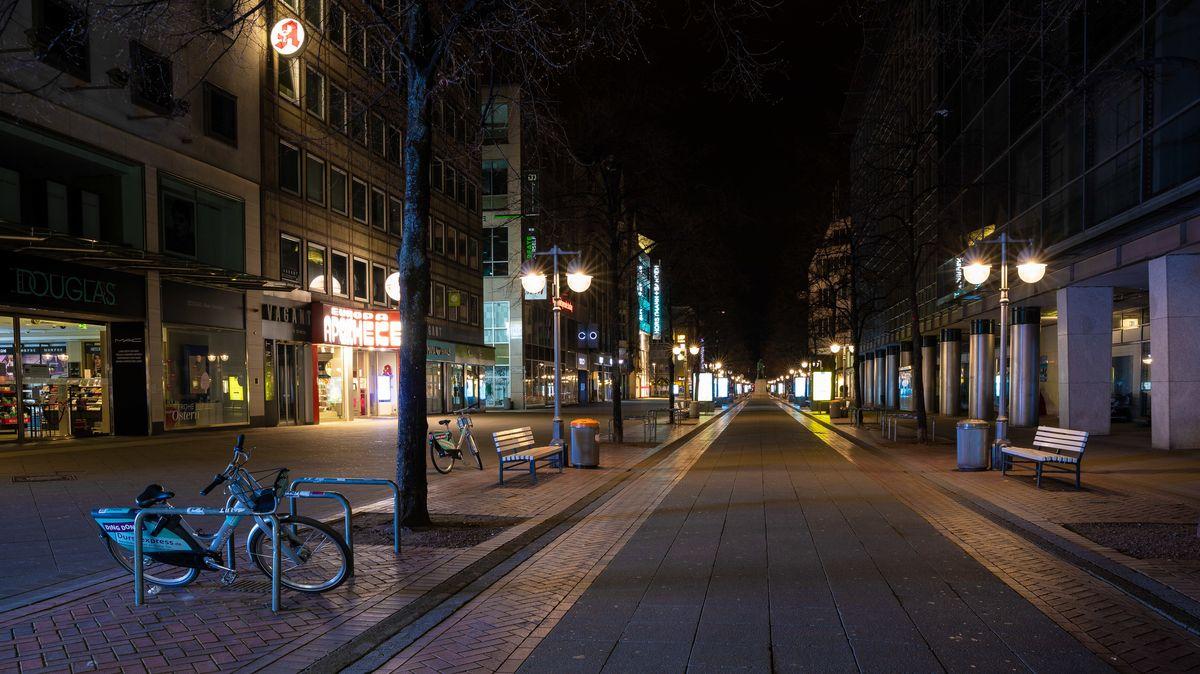 Ausgangssperre in der Region Hannover