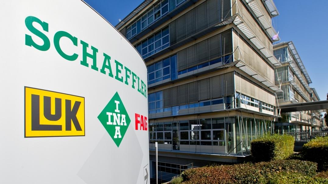 Hauptsitz der Schaeffler AG in Herzogenaurach