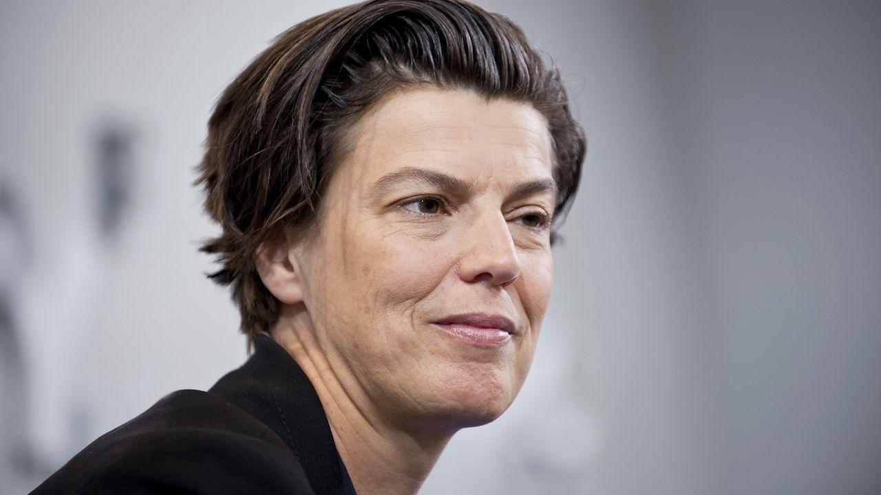 Schriftstellerin und Publizistin Carolin Emcke