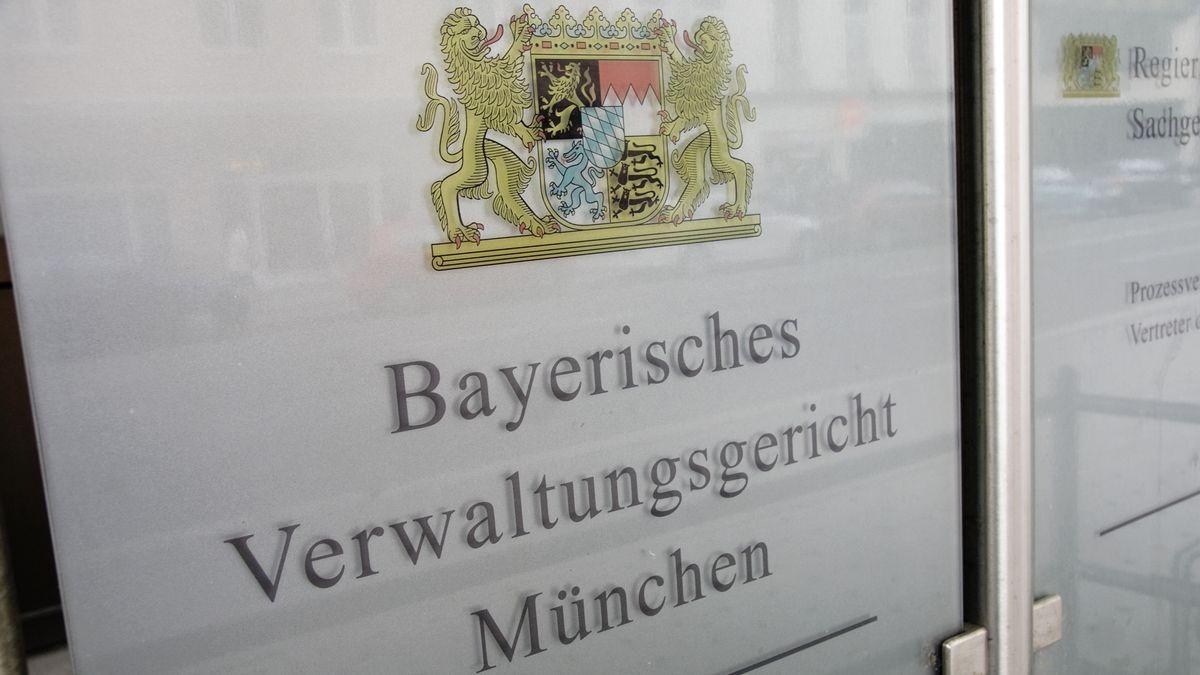 Verwaltungsgericht München (Symbolbild)