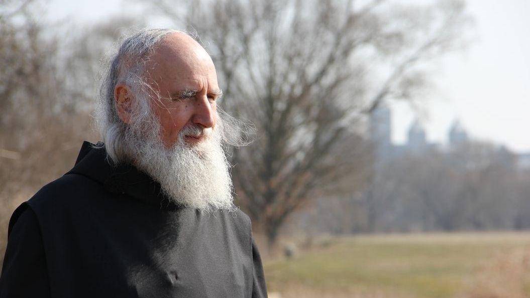 Benediktiner-Mönch Pater Anselm Grün.