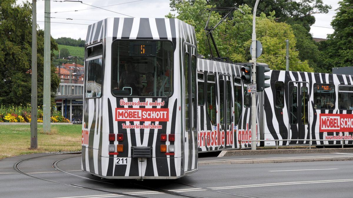 Neue Straßenbahnlinie 6 in Würzburg: Stadtrat legt Zeitplan vor
